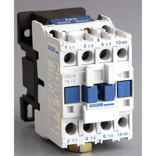 Three Phase Motor Contactor  Voltage  415 V  Rs 500   Piece