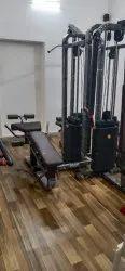 4 Station Multi Home Gym