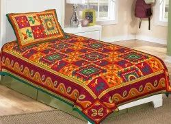 Cotton Bedsheet for Single Bed