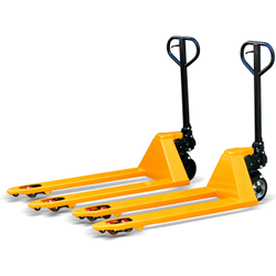 Manual Hydraulic Pallet Truck, For Material Handling, Lifting Capacity: 2500 Kg