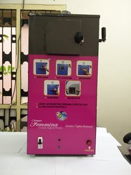 Softy Sanitary Napkin Incinerator