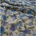 Printed White Viscose Modal Fabrics, For Clothing
