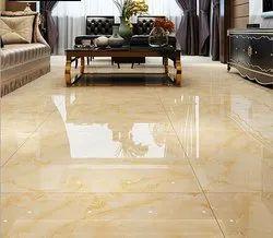 Gloss Designer Ceramic Tiles, Thickness: 10 - 12 mm, Size: Large