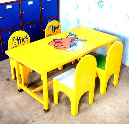 Nursery Classroom Furniture At Rs 3000 Piece