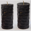 Black Designer Candle