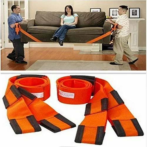 Moving Straps Forearm Delivery Transport Rope Belt Home Carry