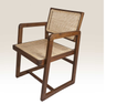 Modern Office Pierre Jeanneret Large Box Chair Replica