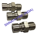 Sainath Fire Mould Water Cooling Male Threaded Extension Nipple, Packaging Type: Sack Bag