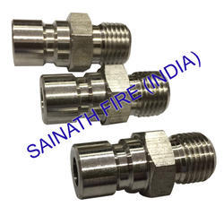 Mould Water Cooling Male Threaded Extension Nipple