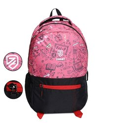 Generation- Blk-Pink School Bag