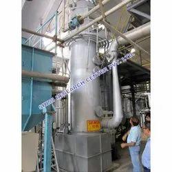 Boiler Flue Gas CO2 Recovery Scrubber