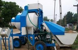 Concrete Batch Plant Mixer