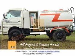 2.4 KL Diesel Bowser