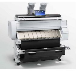 Digital Wide Format Photocopier Machine