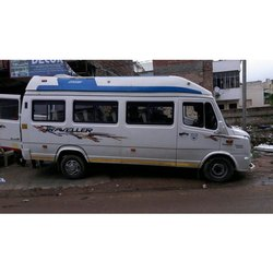 Outstation Trip 16 Seater Tempo Traveler Rental Services