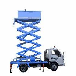 Hydro Truck Mounted Car Lift