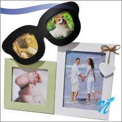 Specs Wooden Photo Frame