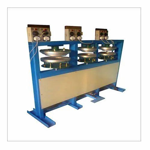 ARECA SPOON MAKING MACHINE - Hydraulic Areca Spoon Making