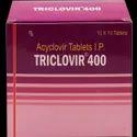 Acyclovir 400/ 800 mg (Triclovir 400/ 800) Tablet