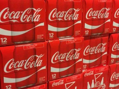 Soft Drinks Coca Cola/ Diet Coke/ Sprite/ Dr Pepper/ Fanta/ Pepsi