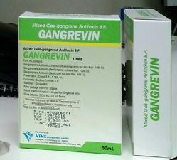 Gangrevin 10ml Injection