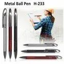 Metal Ball Pen H-233