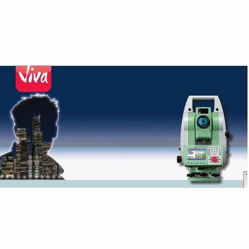 Leica Viva TS11 3 500 M Manual Total Station - Elcome