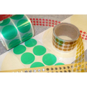 Green Polyester Masking Die Cuts