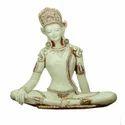Buddhism Goddess Devi Tara FRP Statue