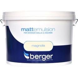 Berger Emulsion Paint, Packaging Size: 10 Litre , Packaging Type: Bucket