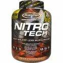 Muscletech Nitro Tech Whey Isolate Plus Lean Muscle Builder