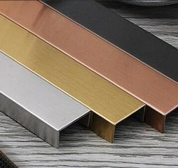 Stainless Steel Profiles In Mumbai स्टेनलेस स्टील