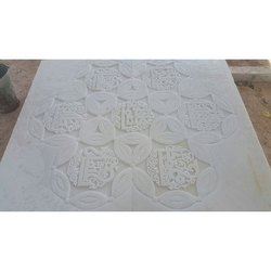 White Marble Carving Service