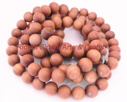 Indian Beads Sandalwood Mala