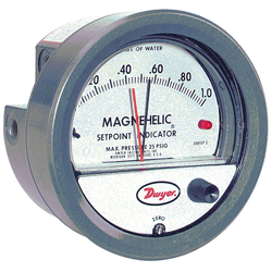 Magnehelic Differential Pressure Gauges Series 2000-sp