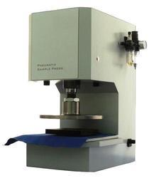 Automatic Pneumatic Sample Press