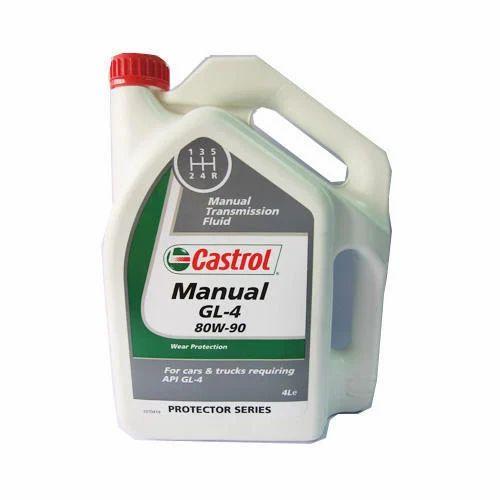 Castrol Transmax Manual Plus GL4 80W-90 | Castrol India ...