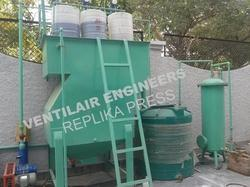 Dyeing Industries Effluent Treatment Plant