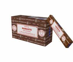 Satya  Incense Stick Namasthe-15 Gram  Pack