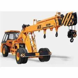 Mobile Cranes Crane Service, Capacity: 200 Ton