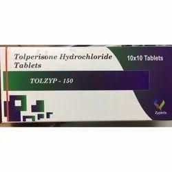 Tolperisone Hydrochloride Tablets