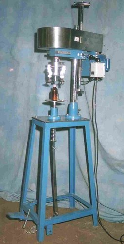 Ropp Cap Sealing Machine, Capacity: 10000 Bottles/Shift   ID