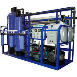 Automatic Tertiary Sewage Treatment Plant, Power: 1.5 kW