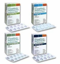Empagliflozin Metformin HCL Jardiance Duo