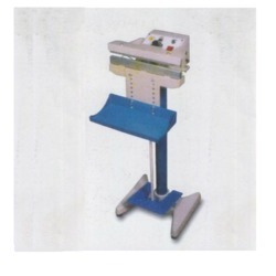 Horizontal Foot Operated Pouch Sealer