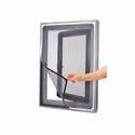 Mosquito Net Steel Window