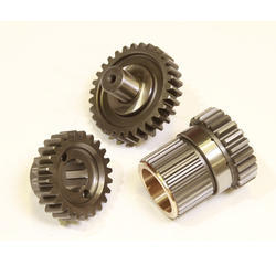 Golden Spur Gears