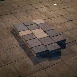 Ganapathi Pavers Square Concrete Paver Block, 60 mm