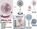 KNL2909 Rechargeable Table Fan