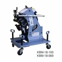 Gullco KBM-18-100 71,000 Lbs/in2 55 Degree Plate Beveling Machine